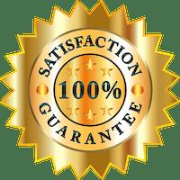 garantía de satisfaccion
